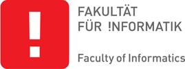 Logo der Fakultät f. Informatik