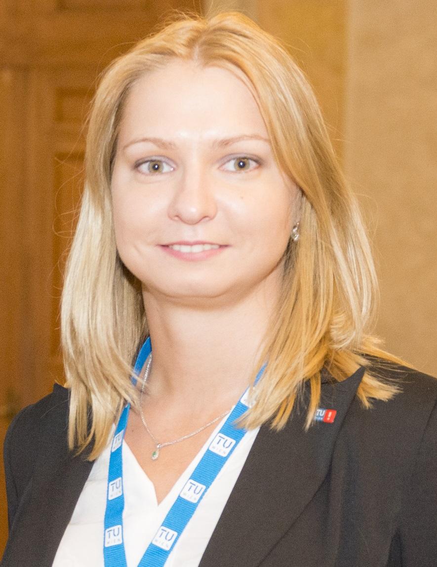 Olena Skarlat, TU Wien